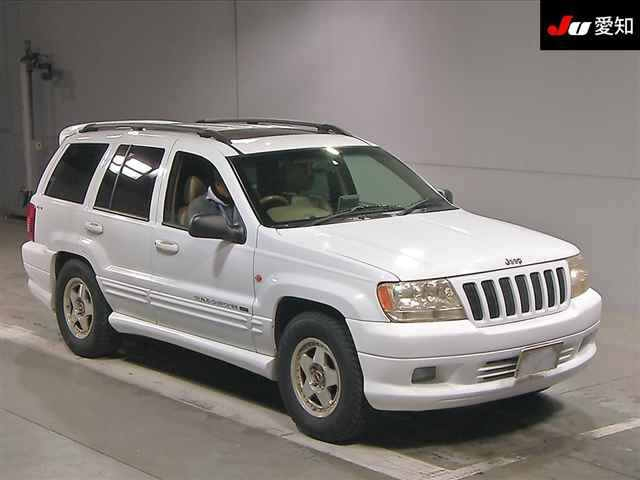 Выкуплен Jeep Grand Cherokee WG 4.7 2000