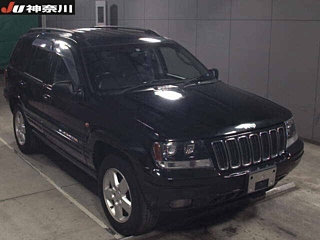 Выкуплен Jeep Grand Cherokee WG 4.0 2003 год Black