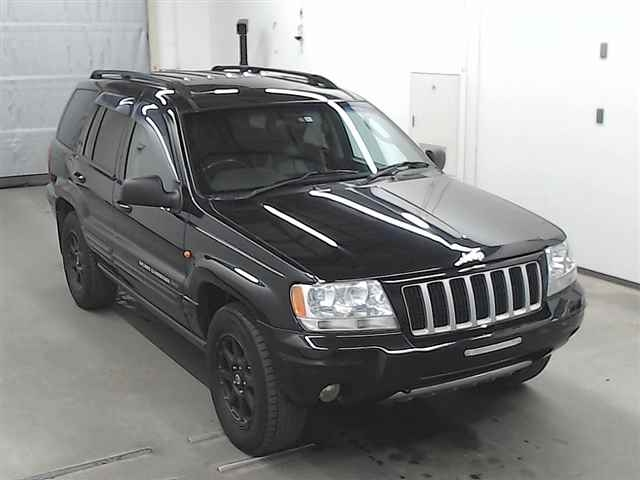 Выкуплен Jeep Grand Cherokee WG 4.7 2004
