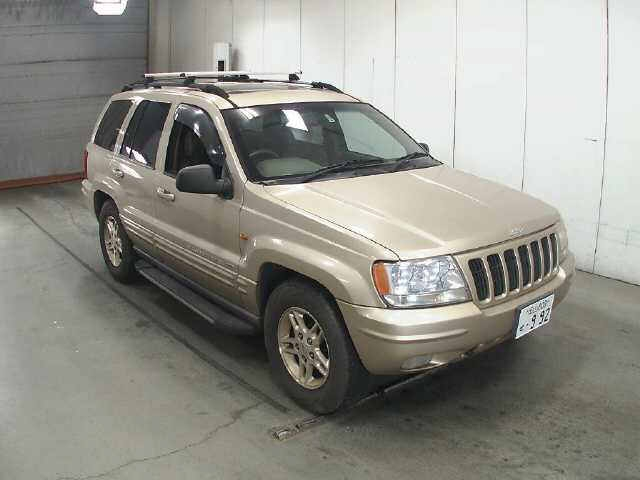 Выкуплен Jeep Grand Cherokee WG 4.7 Gold 1999 год