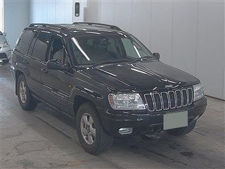Выкуплен Jeep Grand Cherokee WG 4.7 2002 год Black