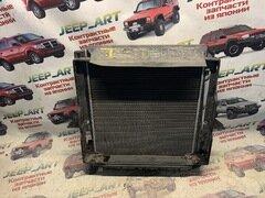 Радиатор охлаждения двигателя Ford Explorer 3;4.0